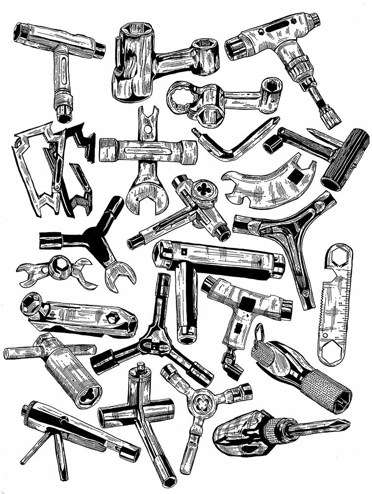 Skate Tools