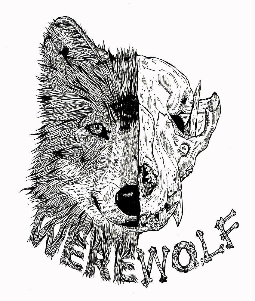 Werewolf for Zeek