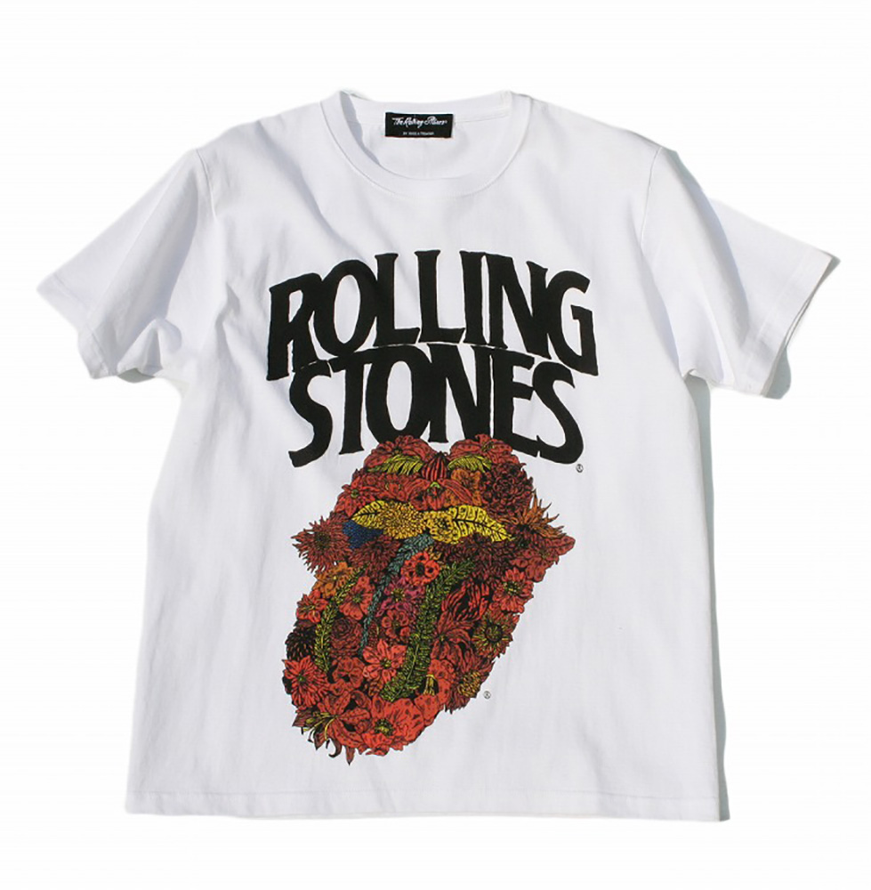 The Rolling Stones tee