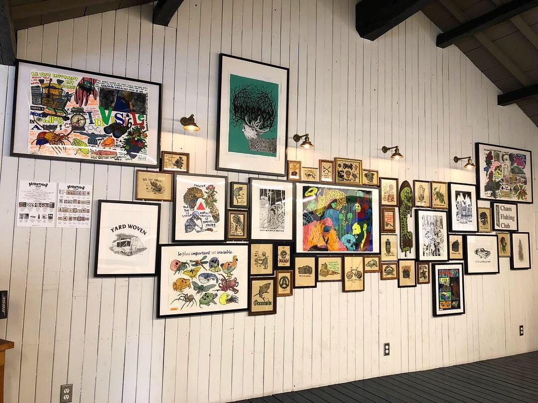 Hirotton Artshow at Emiliano Kumamoto 2019.07.13 – 07.14
