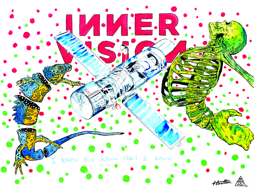 BB BASTIDAS x Hirotton 'Inner Vision'