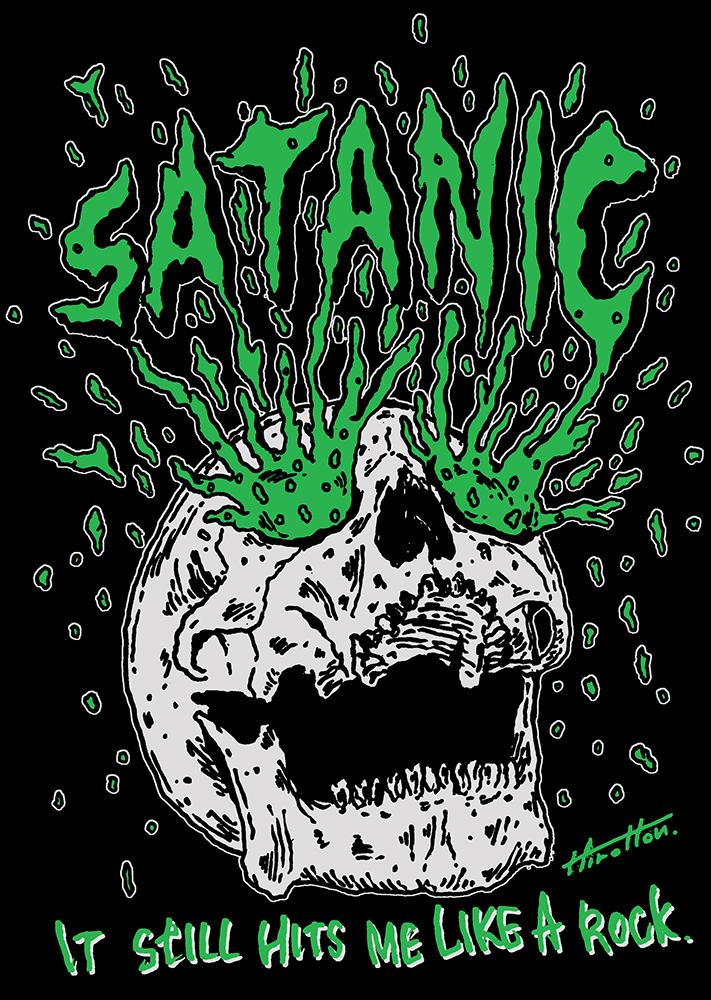 Satanic Carnival x Monster Enerdy