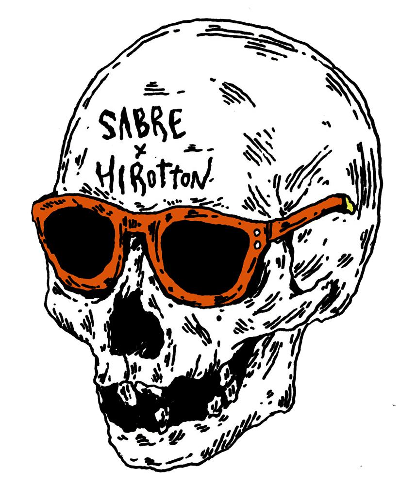 SABRE x Hirotton