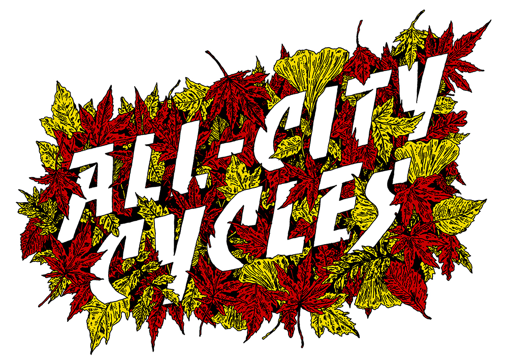 ALL-CITY CYCLES Japan tour