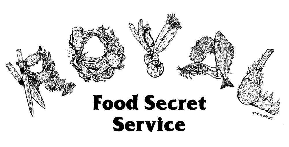 ROYAL Food Secret Service