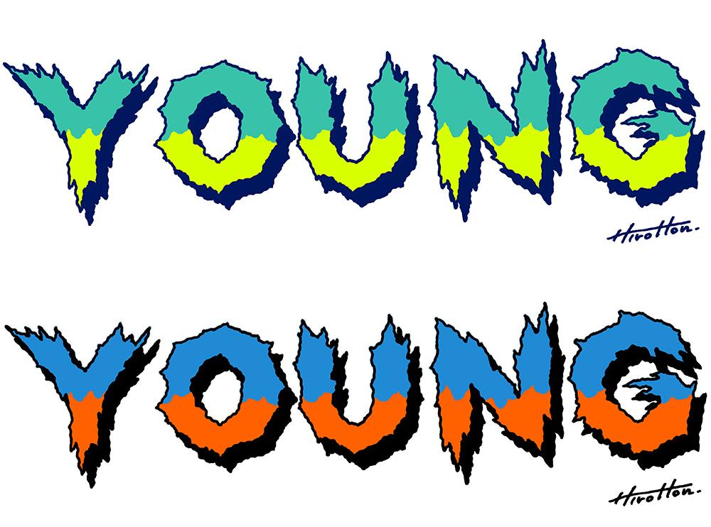 Ramen YOUNG Logo