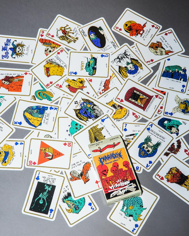 BEAMS x Hirotton PLAYING CARDS
