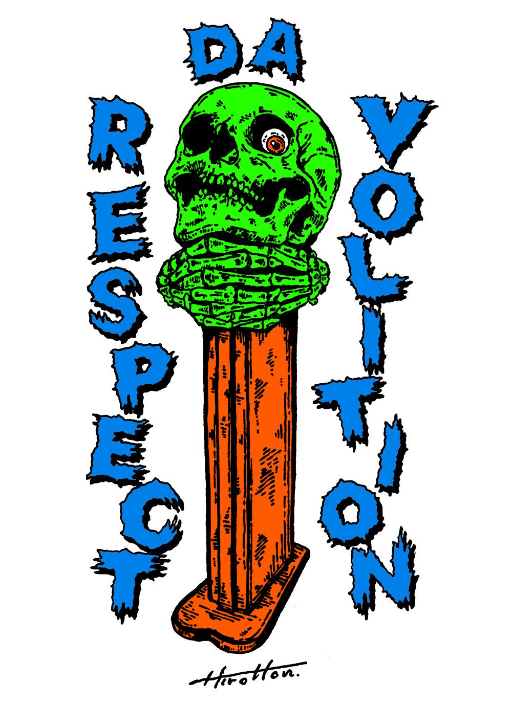Volition da respect