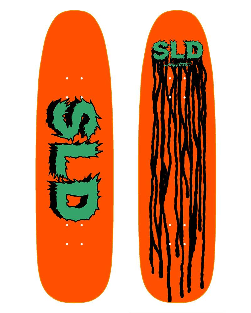 SLD Skateboards Logo