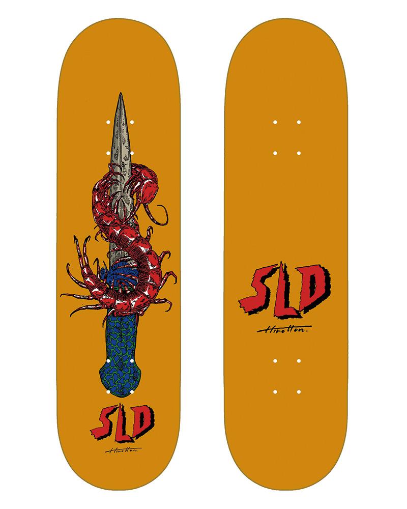 SLD Skateboards Centipede