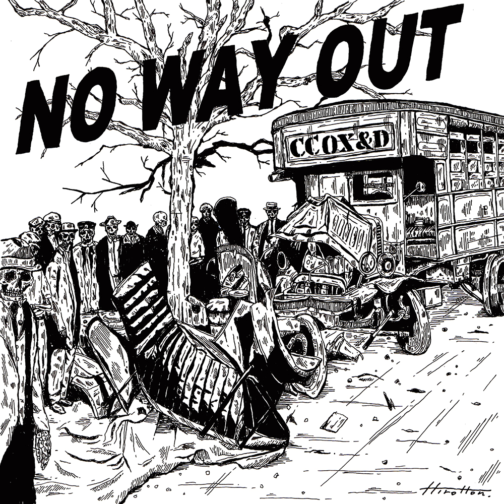 Crocodile cox and the disaster NO WAY OUT