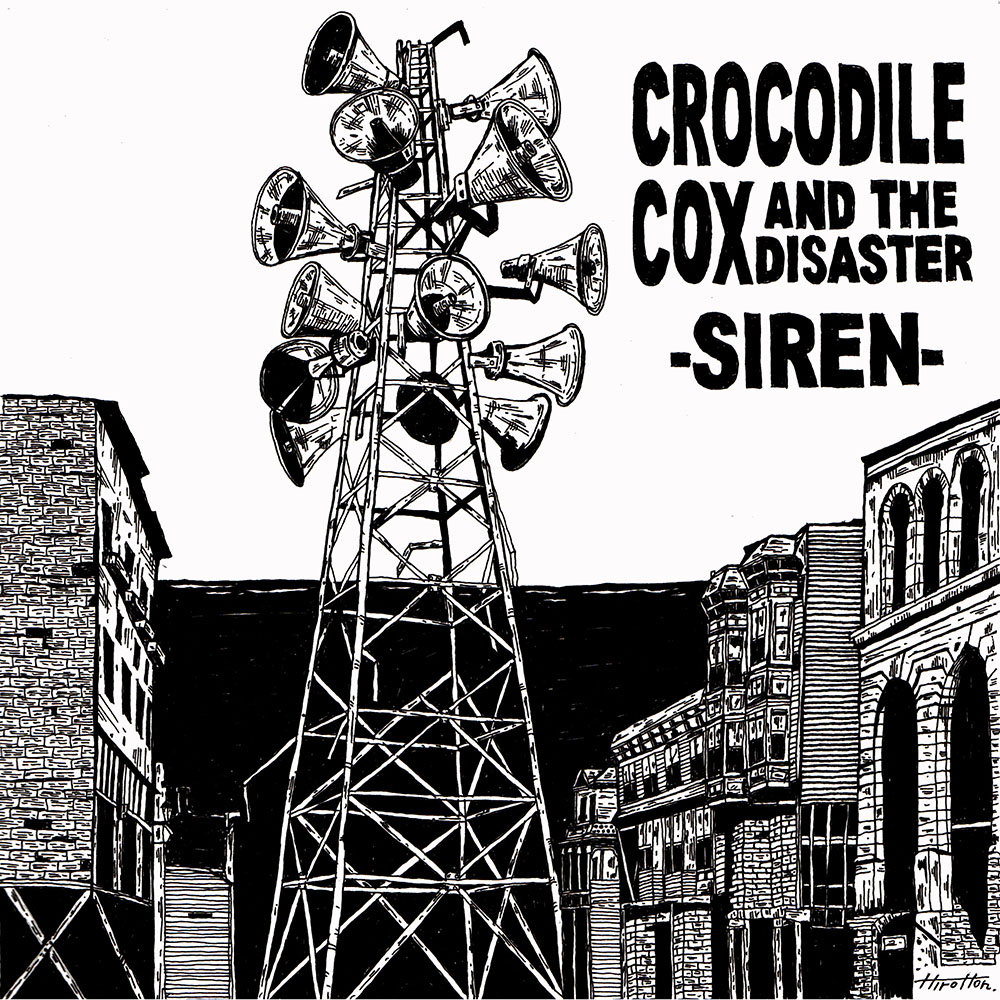 Crocodile cox and the disaster SIREN
