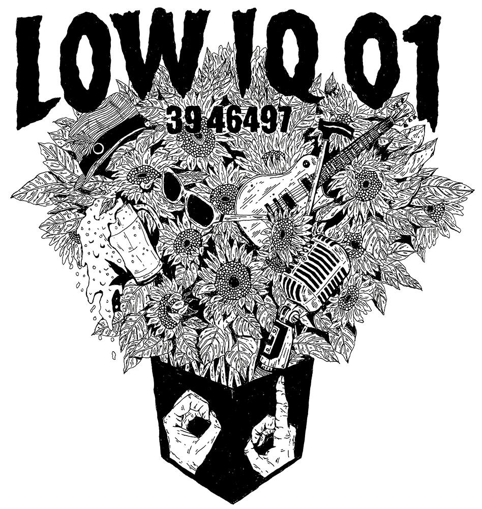 LOW IQ 01 15years Anniversary