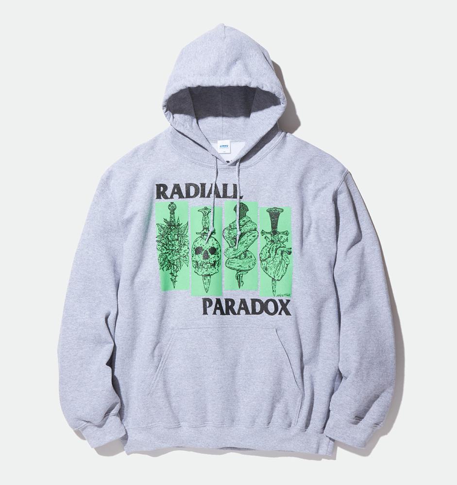 RADIALL x PARADOX