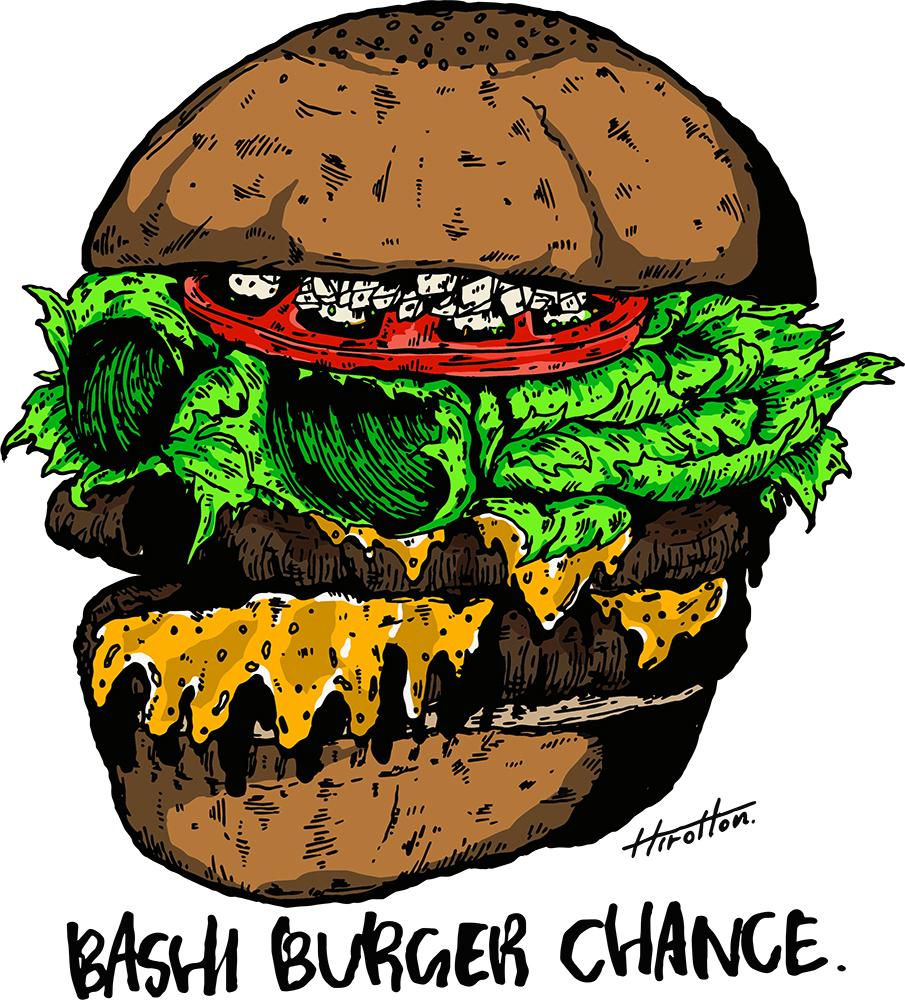 Bashi Burger Chance