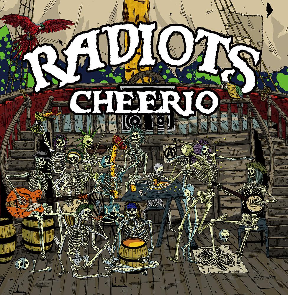 RADIOTS CHEERIO