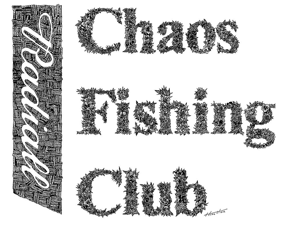 CHAOS FISHING CLUB x RADIALL