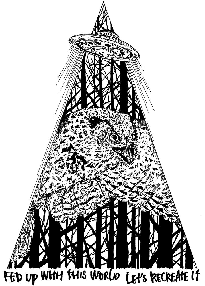 Raffish Dog Owl