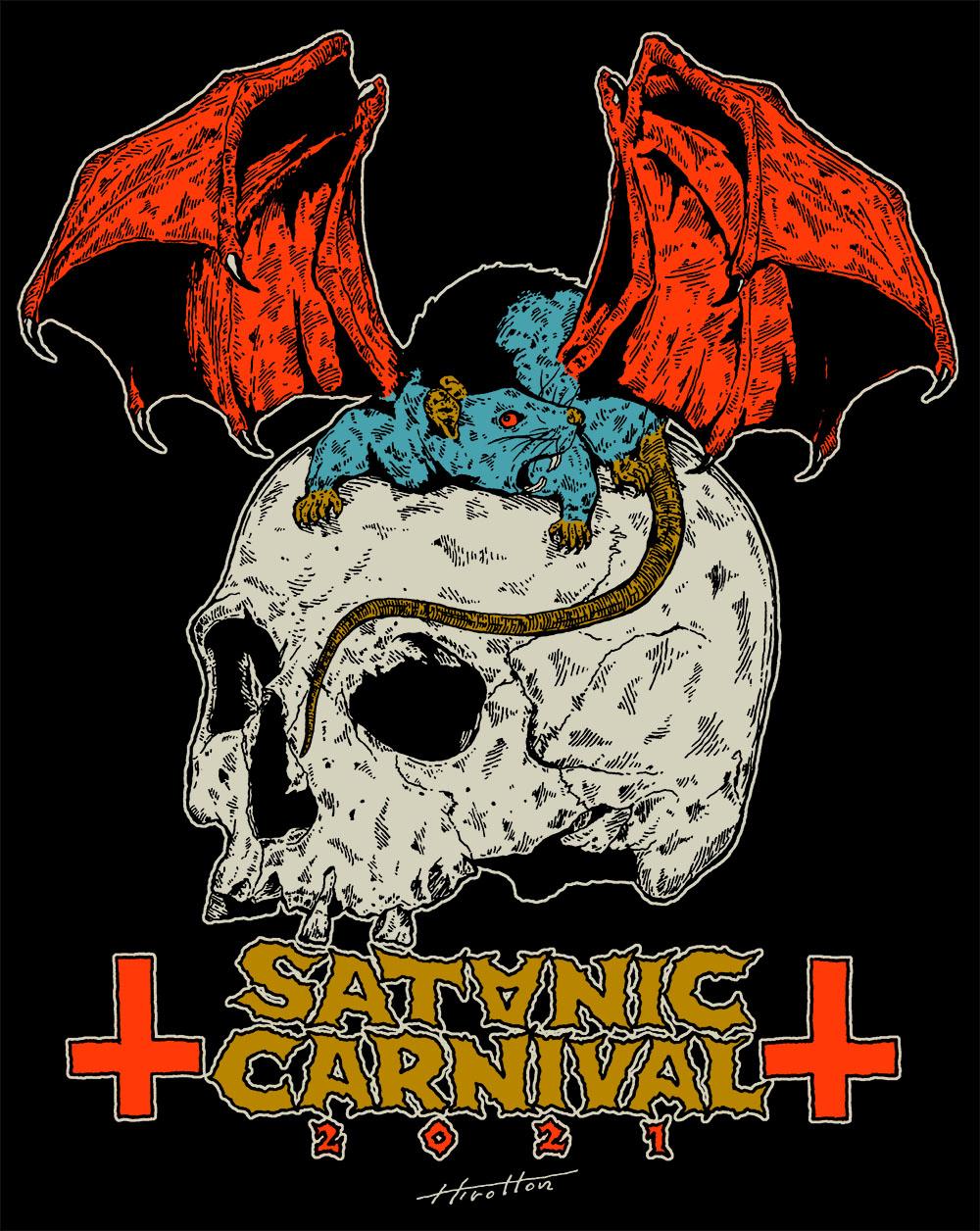 Satanic Carnival 2021