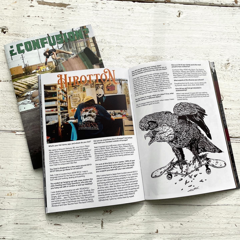 Confusion Magazine issue28