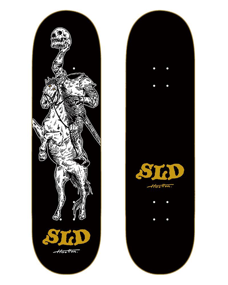 SLD Skateboards Dullahan